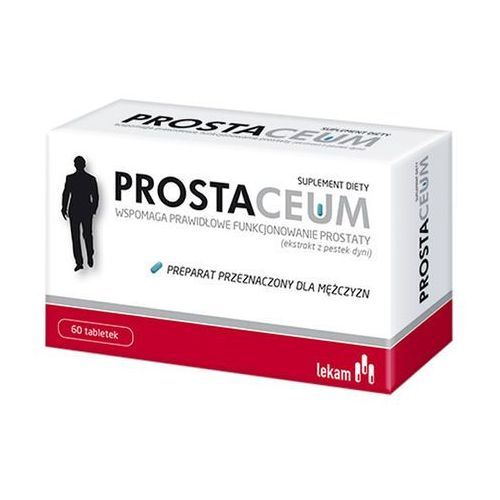 Tabletki Prostaceum tabl. - 60 tabl.