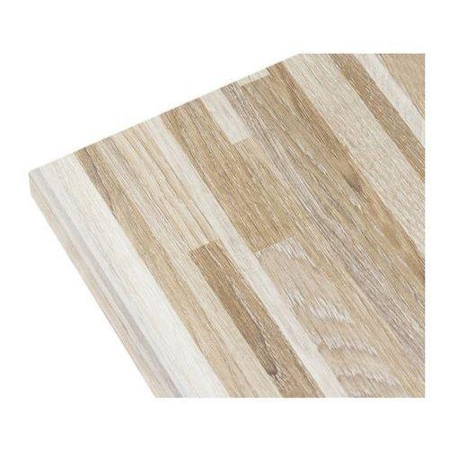 Blat laminowany Biuro Styl 60 x 2,8 x 420 cm dąb lora (5906881502952)