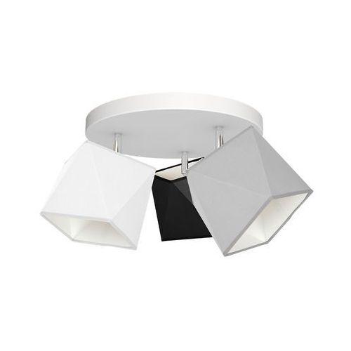 Milagro Plafon frank 3xe27 mlp4710 - - sprawdź kupon rabatowy w koszyku (5902693747109)