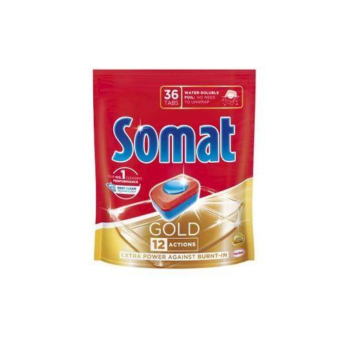 SOMAT Tabletki do zmywarki GOLD DOY 36 szt