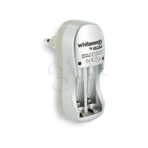 4world Whitenergy ładowarka 2aa/2aaa 300ma 220v (5908214323425)