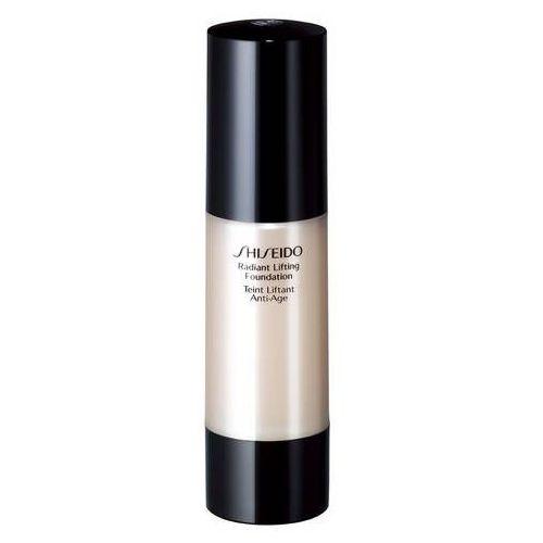 Radiant lifting foundation - podkład w płynie marki Shiseido