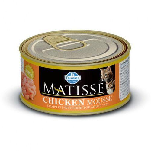MATISSE CAT MOUSSE z kurczakiem 85g