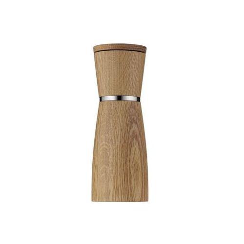 młynek do przypraw drewniany 17.9 cm nature marki Wmf