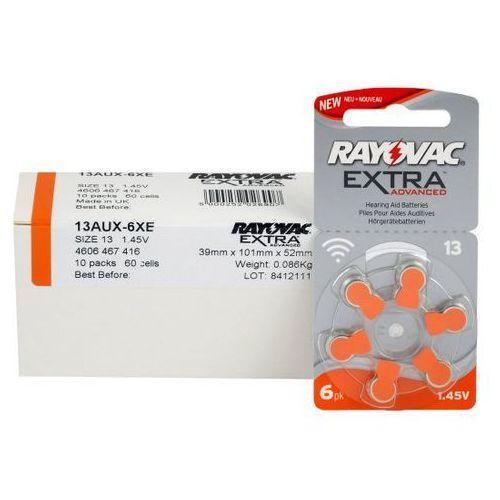 Rayovac 300 x baterie do aparatów słuchowych extra advanced 13 mf