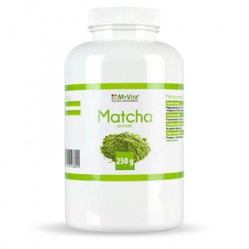 Matcha zielona herbata - 250g MYVITA