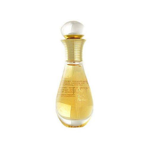 Christian dior  jadore touche de parfum 20ml w perfumy tester bez spray