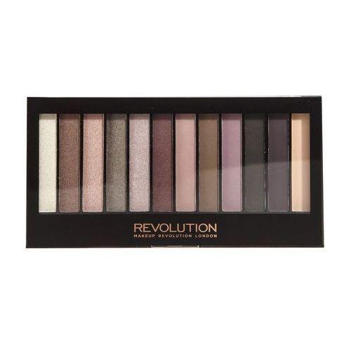 Makeup revolution  redemption palette 12 zestaw cieni do powiek romantic smoked 14g (12 kolorów)