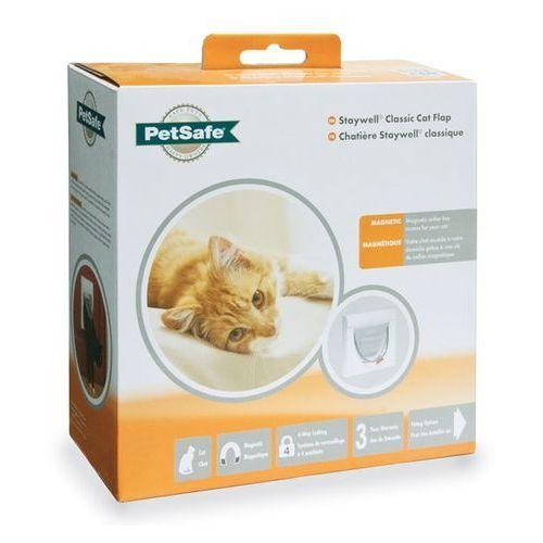 Petsafe staywell Automatyczne magnetyczne drzwiczki dla kota lub psa