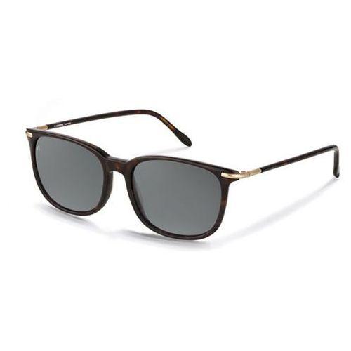 Okulary Słoneczne Rodenstock R3262 B, kolor żółty