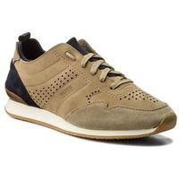 Sneakersy BOSS - Adrenal 50379609 10204330 01 Medium Beige 260, 1 rozmiar