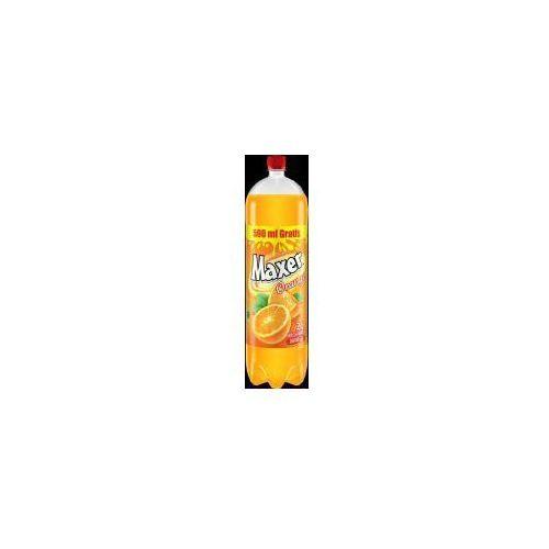 Zbyszko Napój gazowany maxer pomarańczowy 2 l (5906441330100)