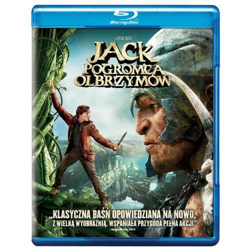 Galapagos films Jack pogromca olbrzymów (bd) (galapagos blu ray sell thru) (7321999318796)