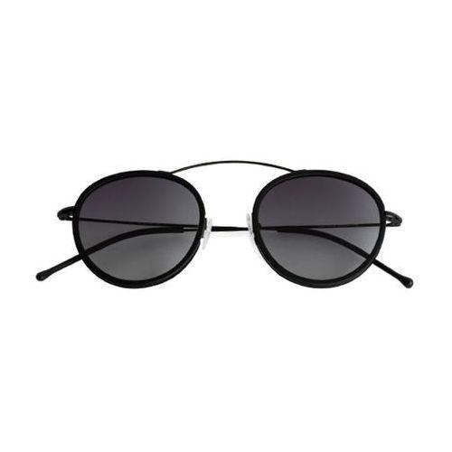 Okulary słoneczne metro 2 flat mr01aft/black/black (gradient smoke) marki Spektre
