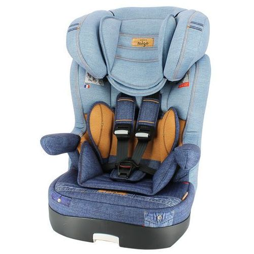 Nania fotelik samochodowy myla premium, denim blue (3507460113280)