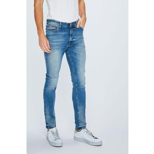 - jeansy simon marki Tommy jeans