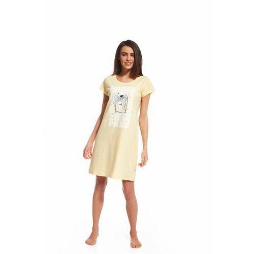 Koszula Nocna Model Parfum 2 612/111 Yellow