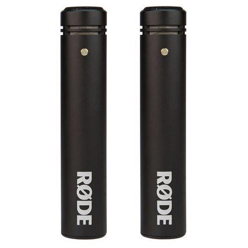 """Rode m5 pair - para mikrofonów pojemnościowych -5% na pierwsze zakupy z kodem """"start""""! (0698813003143)"""