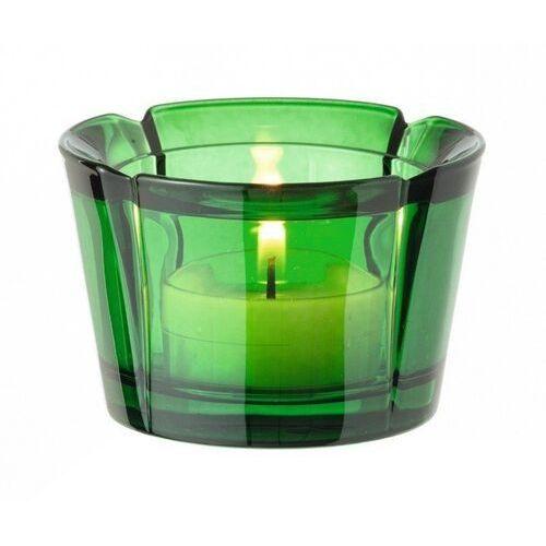 - świecznik - zielony marki Rosendahl
