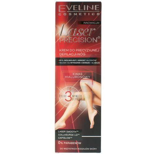 Eveline Laser Precision Krem do depilacji nóg 3-minutowy 125ml - produkt z kategorii- Kremy do depilacji