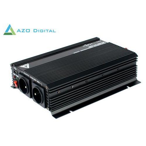 Azo digital Samochodowa przetwornica napięcia 24 vdc / 230 vac ips-3200 3200w (5905279203761)