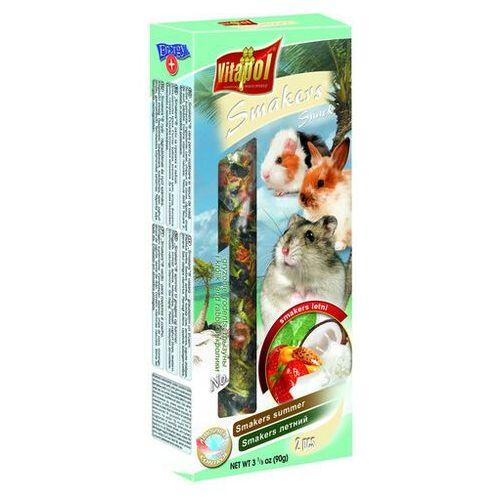 Vitapol smakers letni dla gryzoni i królika 2 szt - darmowa dostawa od 95 zł! (5904479011466)
