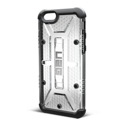 Pancerna obudowa folio apple iphone 6 / 6s ice / black - ice / black marki Urban armor gear