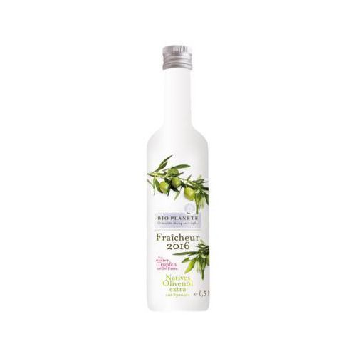 Bio planete 500ml oliwa z oliwek extra virgin fraicheur 2017 bio edycja limitowana