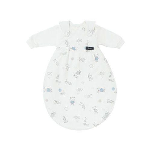 ALVI Trzyczęściowy śpiworek Baby-Mńxchen - Best Friends rozm. 68/74 kolor niebieski (4010395711210)