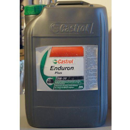 Olej Castrol Enduron Plus 5W30 20 litrów !ODBIÓR OSOBISTY KRAKÓW! lub wysyłka