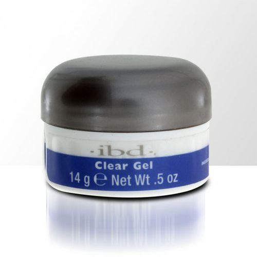 Ibd  hard gel clear 14g