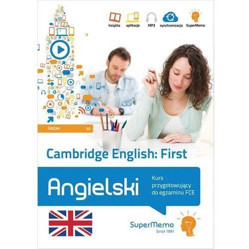 Cambridge English First Kurs przygotowujący do egzaminu FCE (poziom średni B2), SuperMemo World
