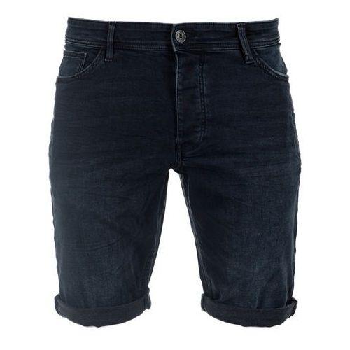 Q/S designed by szorty męskie 30, ciemnoniebieski, kolor niebieski