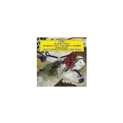 Universal music / deutsche grammophon Piano concerto / le poeme de l'extase / promethee (0028945964720)