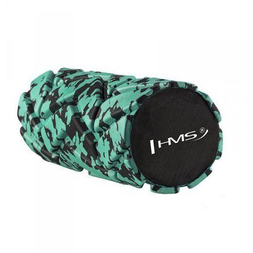 Wałek fitness HMS - zielony