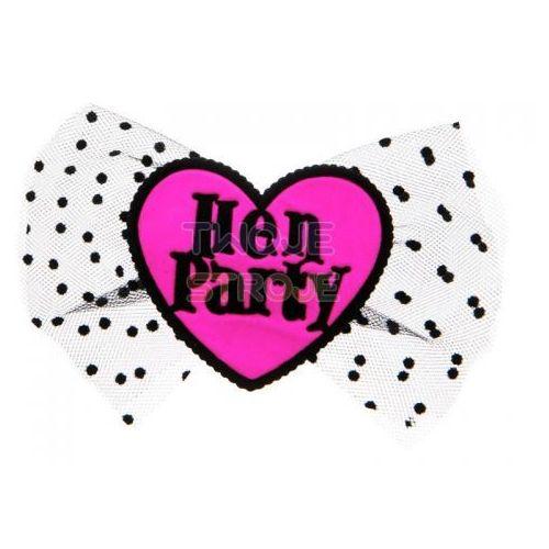 Twojestroje.pl Spinka hen party serce róż (5901238032830)