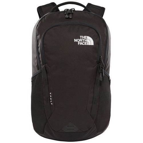 The north face vault backpack black - plecak