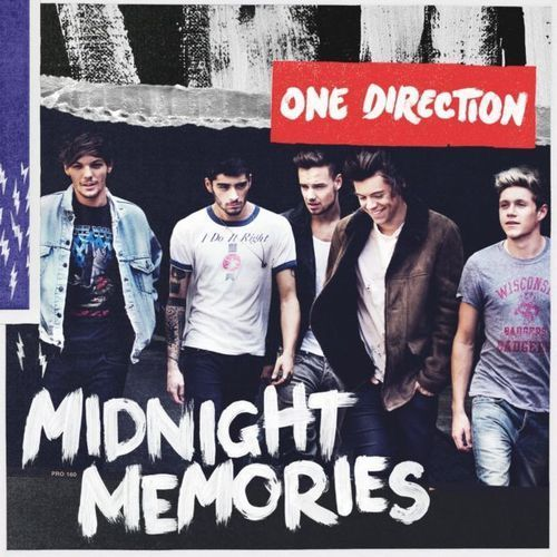 Sony music Midnight memories