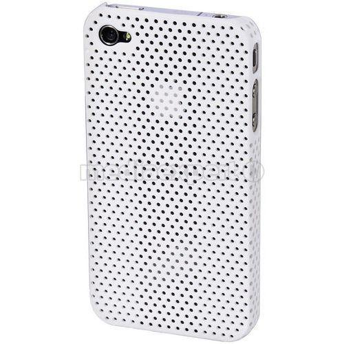 Pokrowiec HAMA Air Apple iPhone 4 Biały, kolor biały