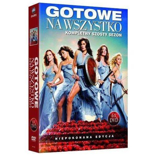 Gotowe na wszystko (sezon 2, 6 DVD) (7321917501880)