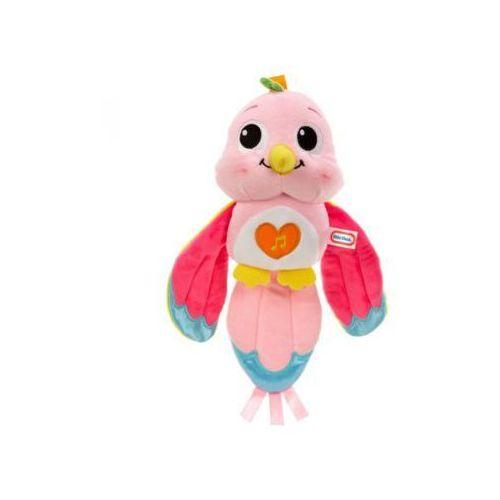 papużki nierozłączki kołysanka, różowa marki Little tikes