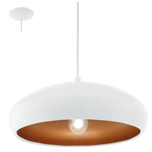 lampa wisząca MOGANO 1 - biała, EGLO 94606
