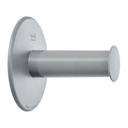 Koziol Uchwyt na papier toaletowy plug´n roll - kolor szary, (4002942299807)