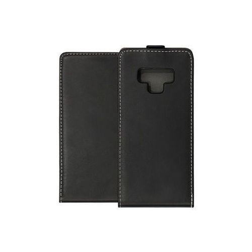 Samsung Galaxy Note 9 - etui na telefon Forcell Slim Flexi - czarny, kolor czarny