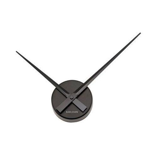 Zegar ścienny Little Big Time Mini black by Karlsson, KA4348BK