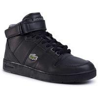 Lacoste Sneakersy - tramline mid 120 1 us sma 7-39sma0055237 blk/dk grey