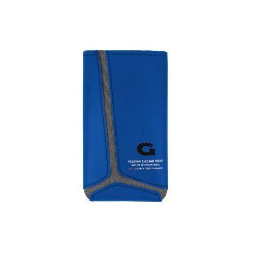 Golla Pokrowiec  phone pocket reed (iphone 5) niebieski