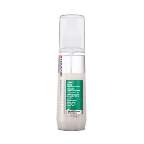 OKAZJA - Goldwell  dualsenses curly twist odżywka nadająca kształt w sprayu do włosów kręconych i po trwałej ondulacji (leave-in 2-phase spray) 150 ml