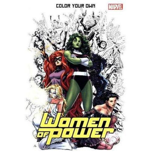 Color Your Own Women of Power