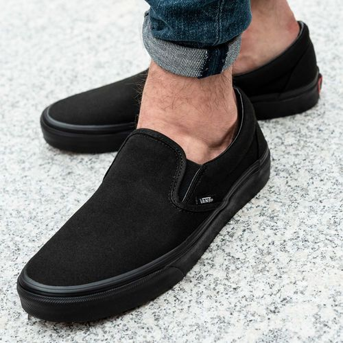 ua classic slip-on (vn000eyebka1), Vans